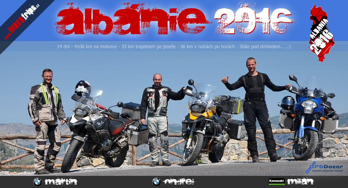 Cestujeme po Albánii 2016 - Návrat do HOR