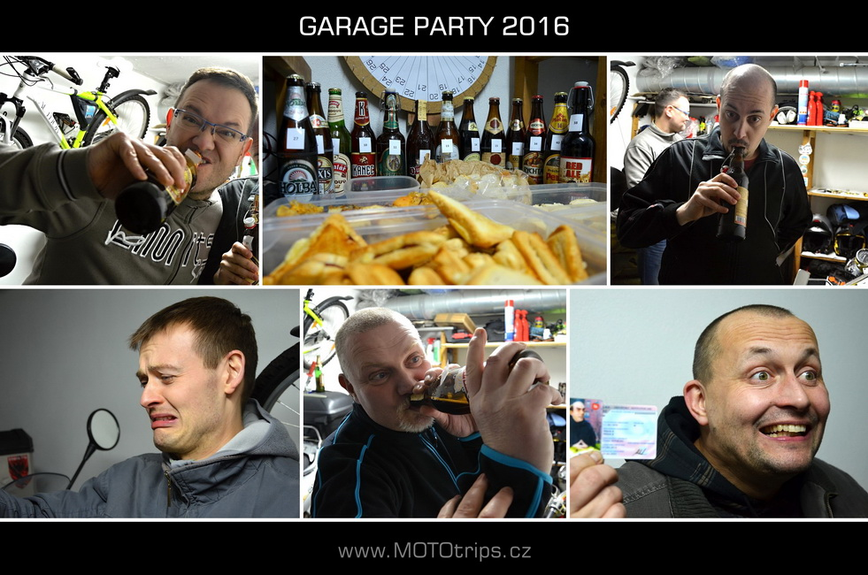 MOTOtrips - Garage Party - 4. ročník