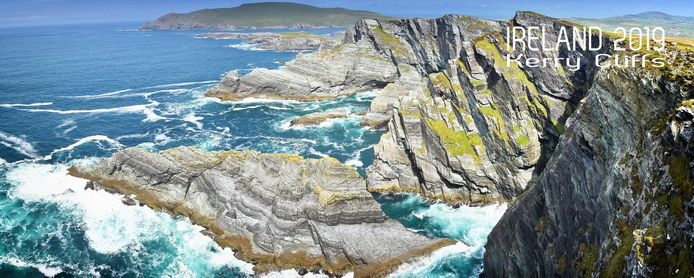 Irsko - Kerry Cliffs Portmagee