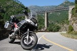 Martin - BMW R 1200 GS Adventure - Korsika 2012